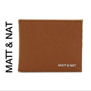 Matt & Nat Rubben Folded Wallet